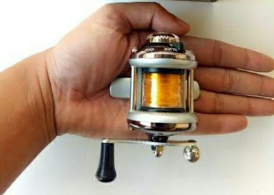 Reel  Mini Trolling Tiny Metal IS-100