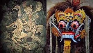 Leak Balinesse Mythology Creatures