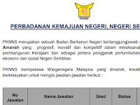 Jawatan Kosong di Perbadanan Kemajuan Negeri, Negeri Sembilan (PKNNS)