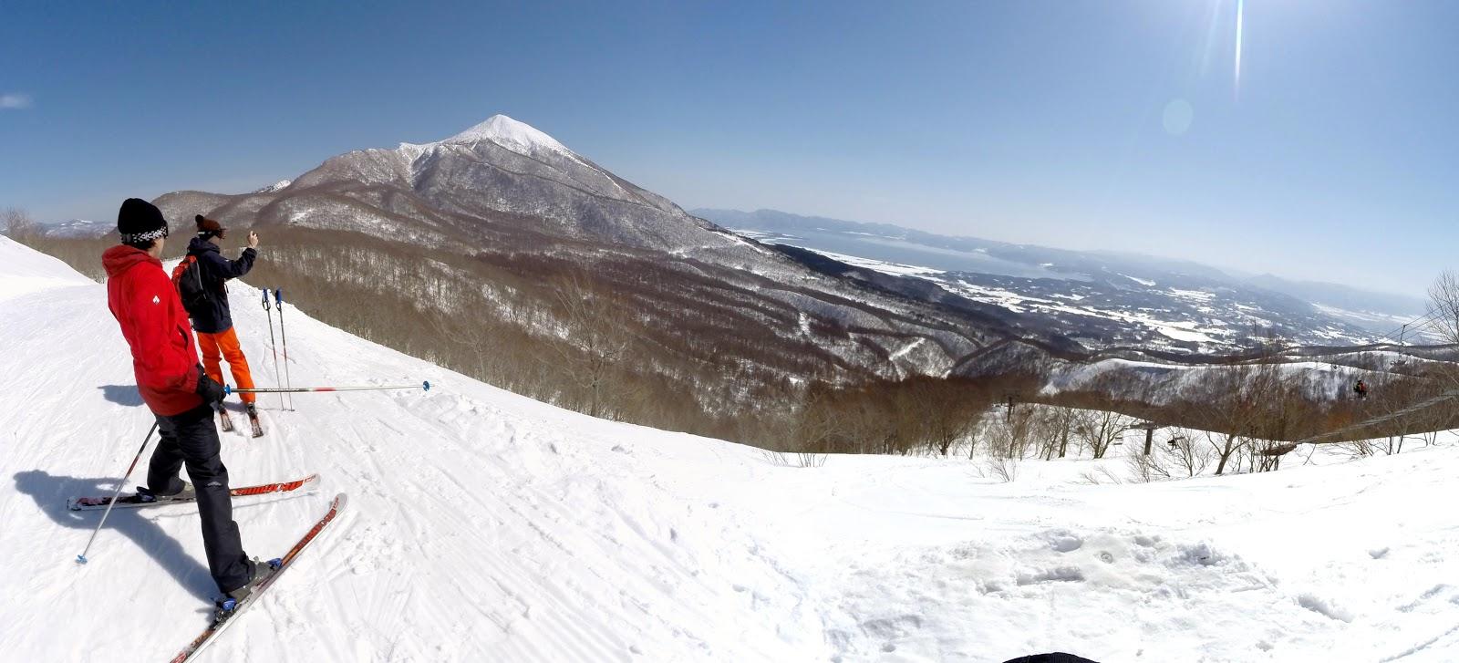 場 箕輪 スキー