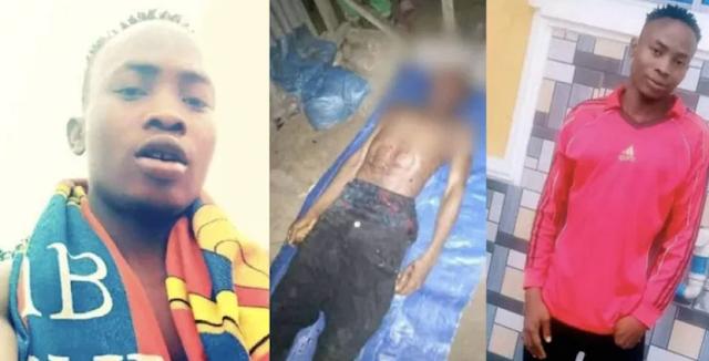 Young Nigerian Boy Who Won A Bet Of N15 Million Allegedly Stabbed To Death By Armed Robbers