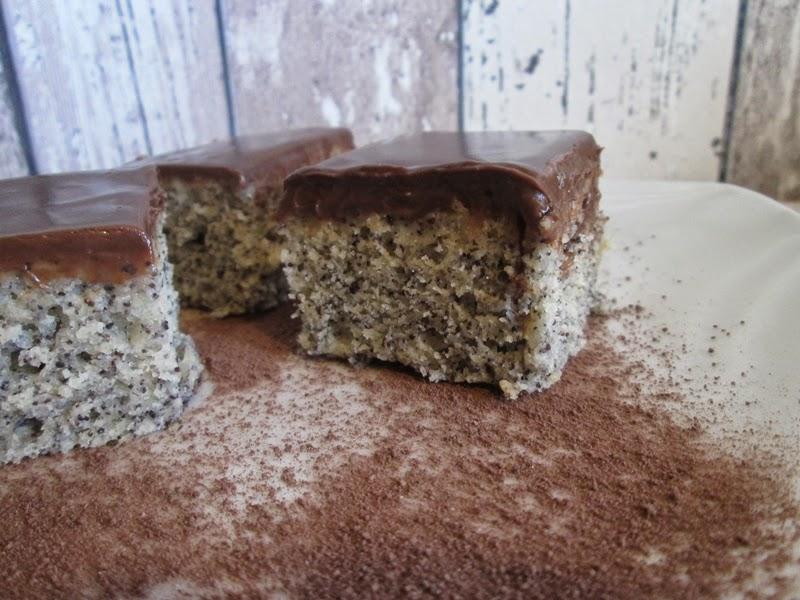 Mohnkuchen Vom Blech Wawu Kulinarische Qualereien