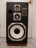 Fisher+DS-826+Speaker+Vintage front