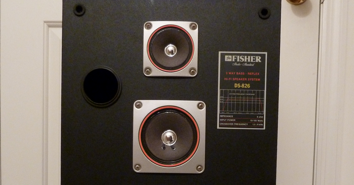 Fisher Stereo Systems