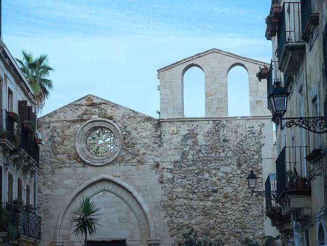 Siracusa - Basilica San Giovanello © Valeriaderiso