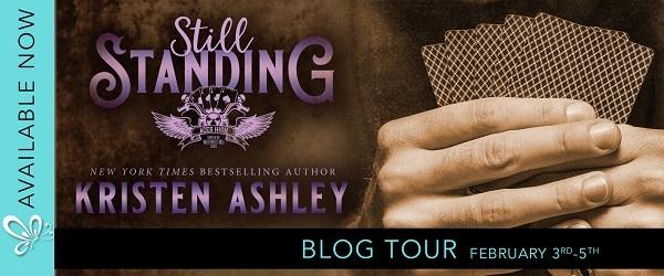 Still Standing by Kristen Ashley Blog Tour