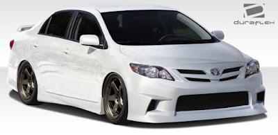 Toyota Corolla Altis Bodykit
