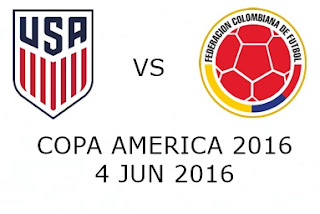 USA Vs Colombia