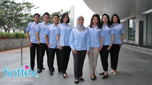 Lowongan Kerja Banyak Posisi PT Softex Indonesia Tangerang