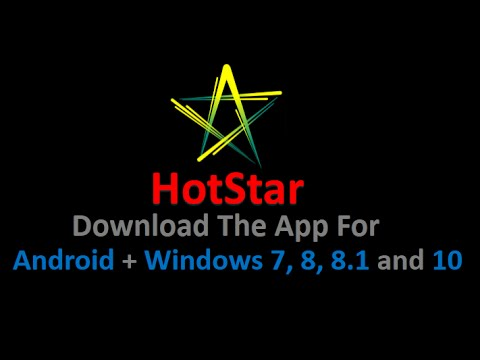 9 Apps free download vidmate tube: Hotstar app download for android