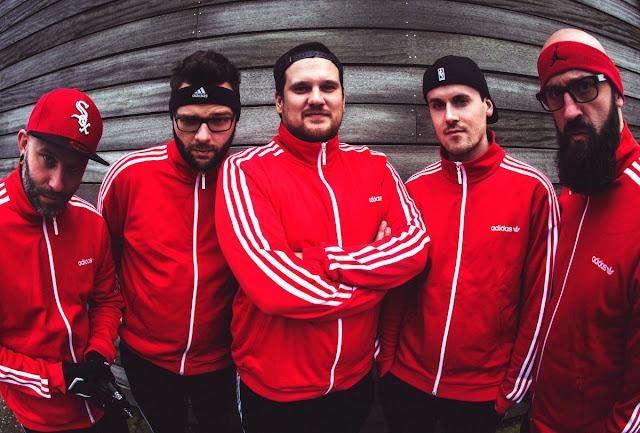 Bizkit Park, nu-metal tribute band. PunkMetalRap.com