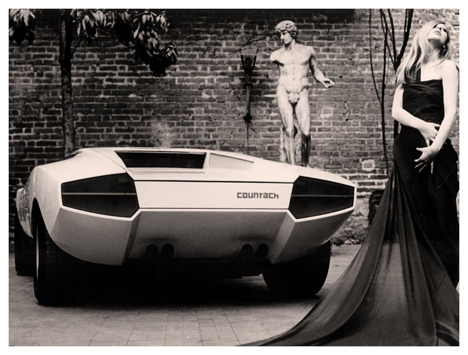 Stormwheels 1971 Italia Carrozzeria Bertone
