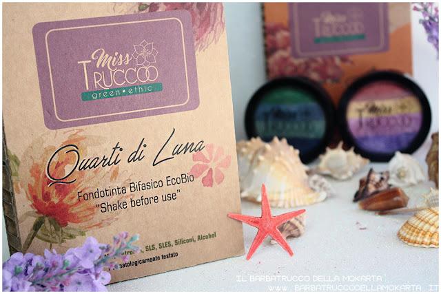 packaging fondotinta bifasico acqua misstrucco ecobio ecobiocosmesi makeup foundation vegan