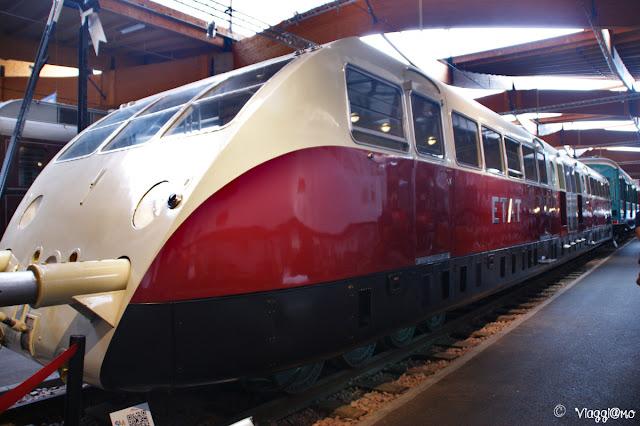 Mulhouse Museo Ferroviario - Locomotiva moderna