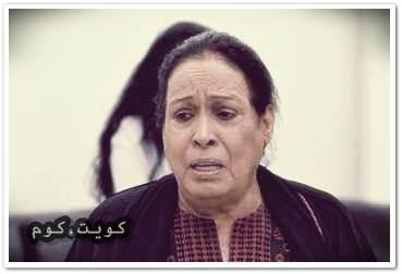 حياة الفهد ممثلة كويتية