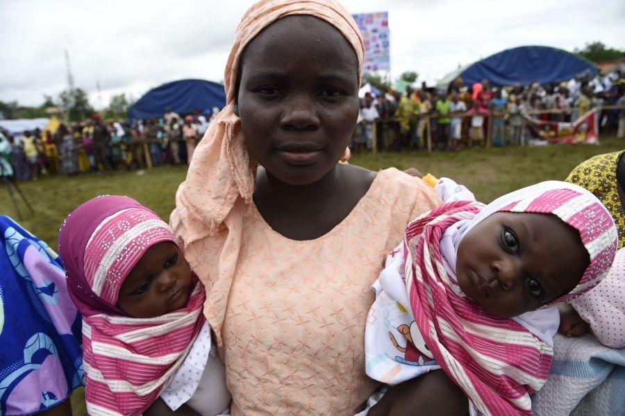 Kota Igbo Ora Memiliki Tingkat Rasio Kelahiran Kembar Paling Tinggi