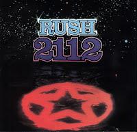 """Ο δίσκος των Rush """"2112"""""""