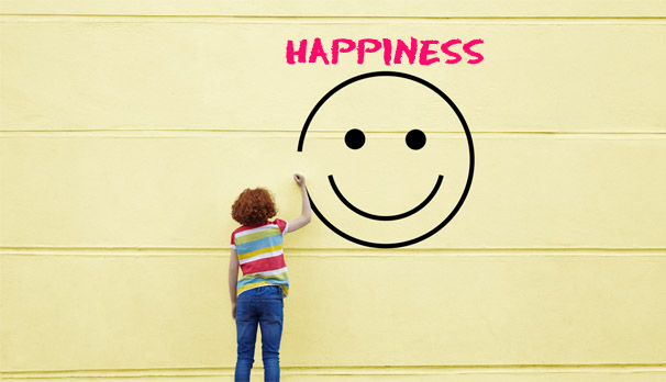 happiness - choosing to be happy