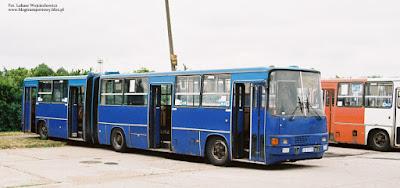 Ikarusy 280.33 z MZK Bydgoszcz