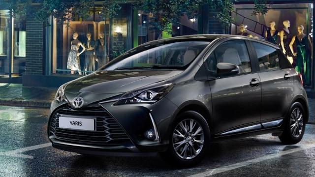 Bocoran Toyota Yaris Generasi Terbaru yang Akan Dirilis Tahun 2020