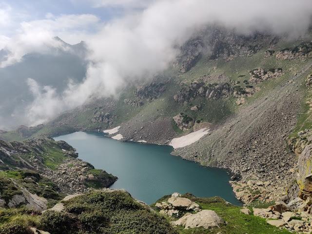 How To Do Kashmir Great Lakes Trek satsar