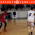 Basquete masculino: Time Jundiaí faz jogo de alta intensidade contra seleção universitária dos EUA