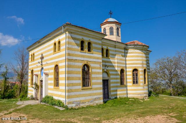 Holy Salvation, Brusnik village, Bitola, Macedonia