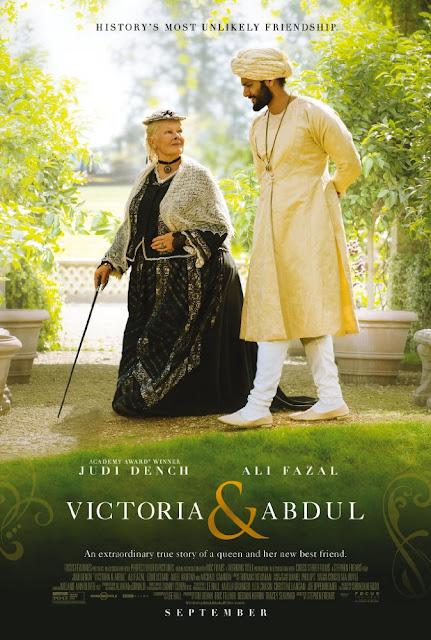 Cover Film Victoria and Abdul 2017