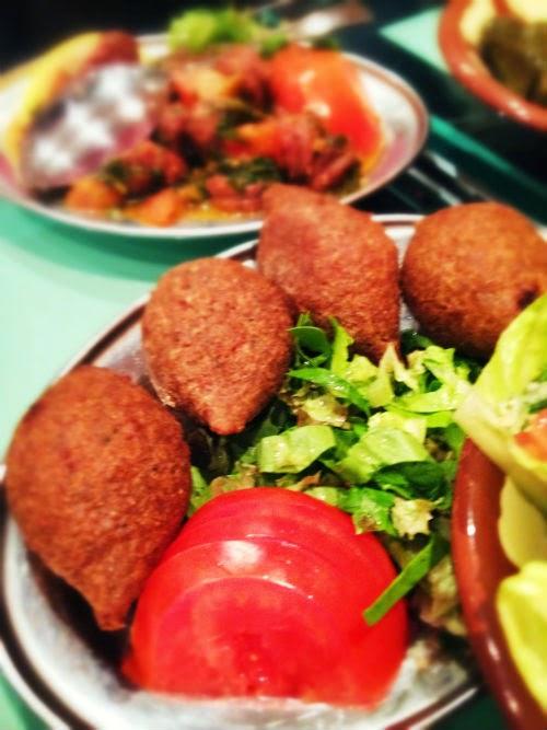 Lebanese Food at Beirut Express