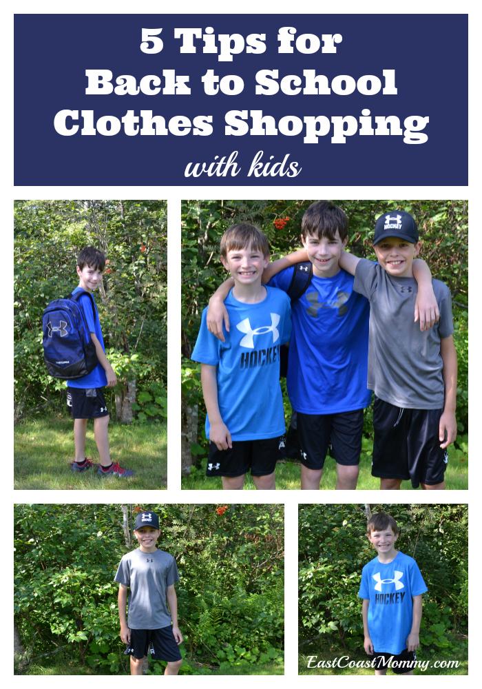 School clothes stores