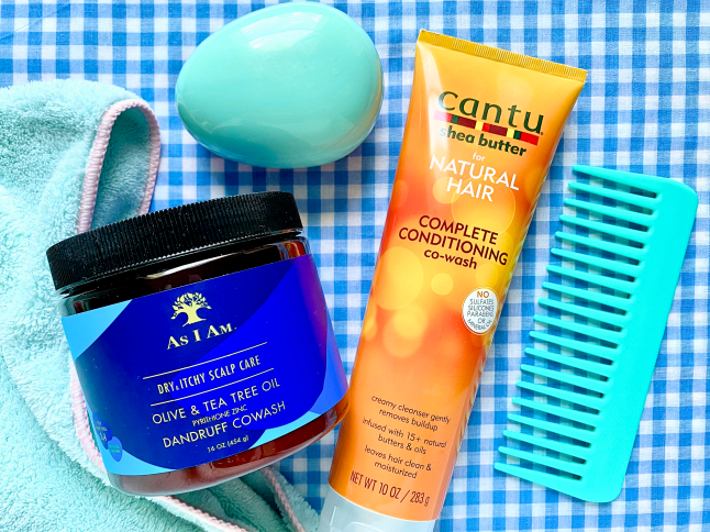Curly Girl Washing + Styling Products Drugstore Haul