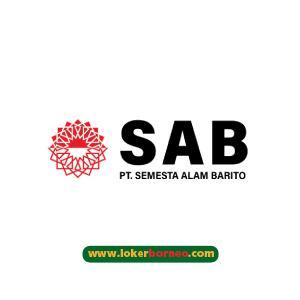 Lowongan Kerja Kalimantan PT Semesta Alam Barito tahun 2021