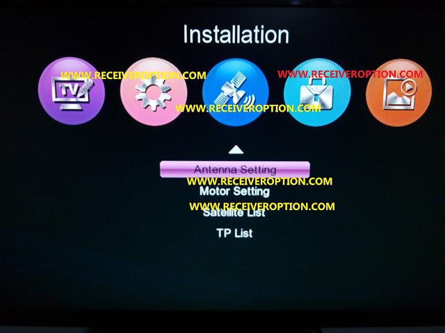 ECHOLINK 570 2018 HD RECEIVER POWERVU KEY OPTION