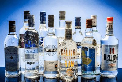 processo produção rum