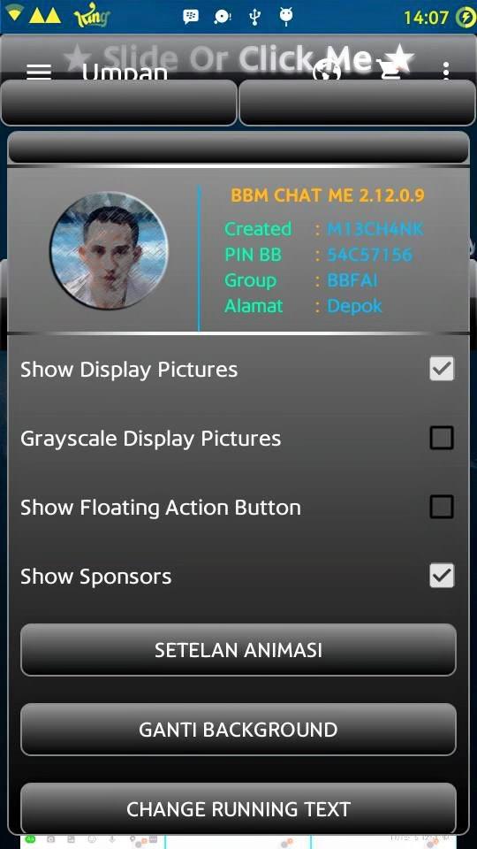 ... Black Elegant APK V2 2.12.0.9 | SOURCE CODE :: SOURCE CODE APLIKASI