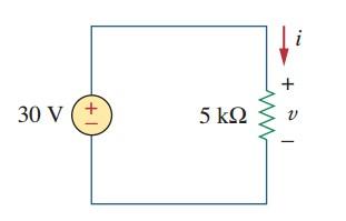 current voltage example
