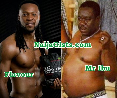 flat tummy tea nigeria mr ibu