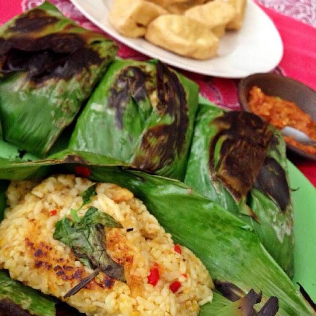 Resep Nasi Bakar Cakalang Pedas yang Sungguh Nikmat