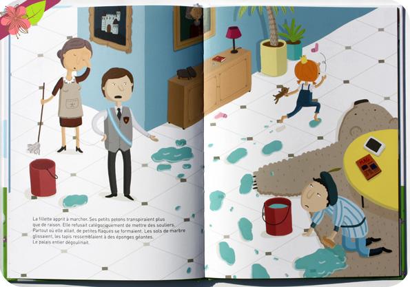 Les chaussettes de l'archiduchesse de Isabelle Wlodarczyk et Morgane David - éditions Kilowatt