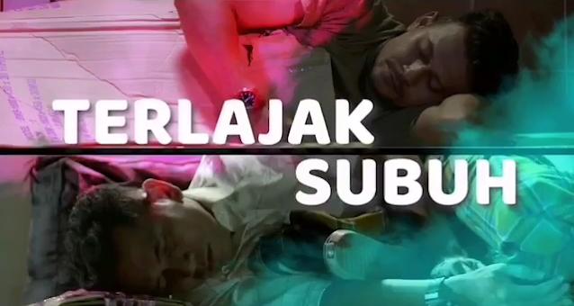 Telefilem Terlajak Subuh Di TV1 (Panggung RTM)