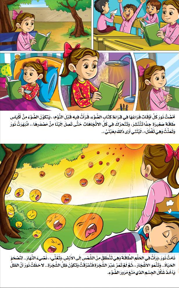 قصص الاستماع للصف الثانى الابتدائى منهج اللغة العربية الجديد ترم أول 2020 11