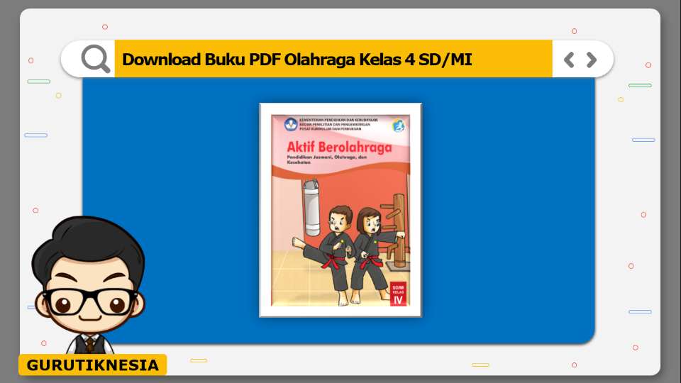 download buku pdf olahraga kelas 4 sdmi