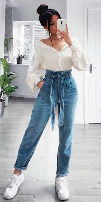10 Opções de looks com blusas brancas para você se inspirar