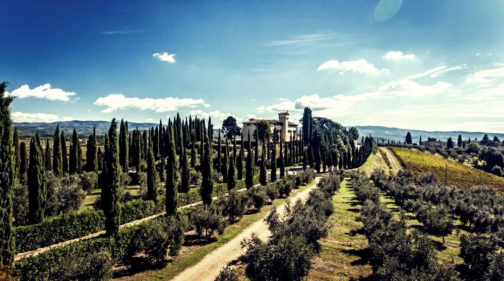 Italiens Gärten zwischen Zypressen und Olivenbäumen: Die schönsten Hotelparks