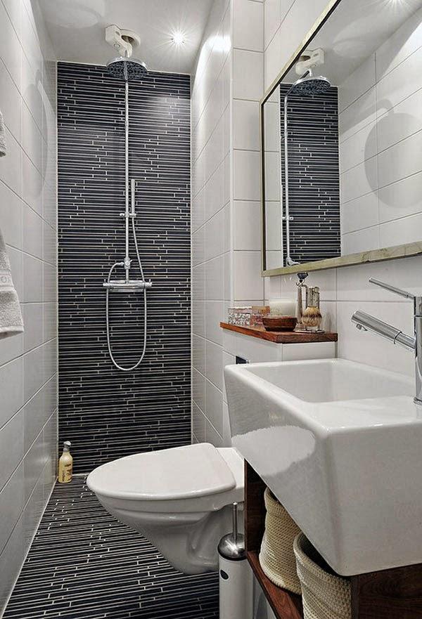 Bathroom decor - Small bathroom ideas pictures ...