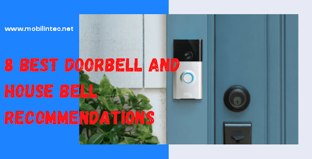 8 Best Doorbell And House Bell Recommendations