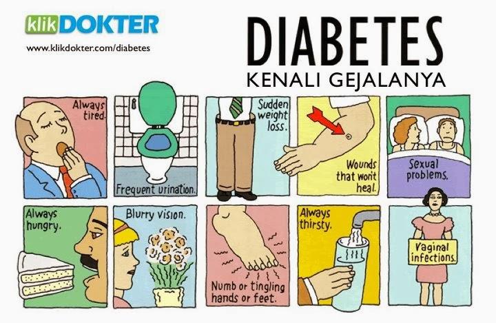 diabetes geyala penyakit tipe 2