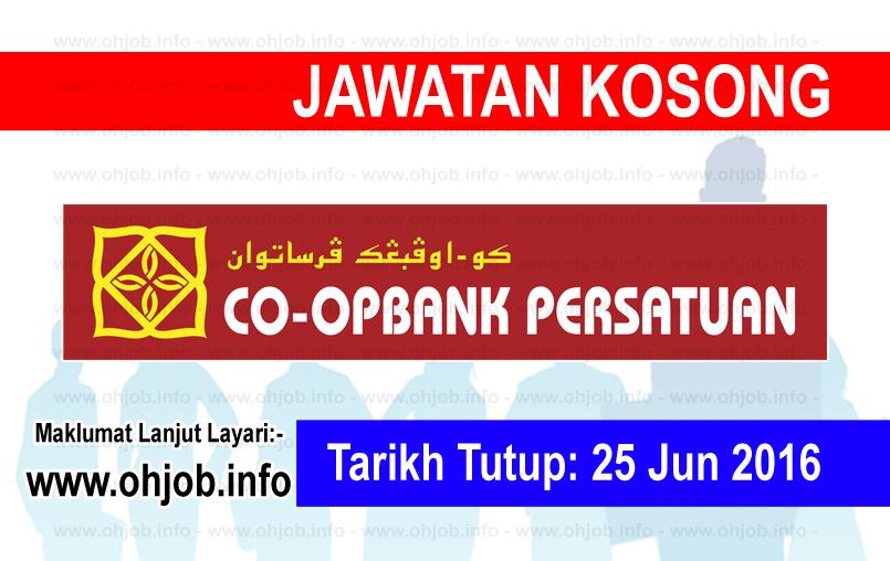 Jawatan Kerja Kosong Koperasi Bank Persatuan Malaysia logo www.ohjob.info jun 2016