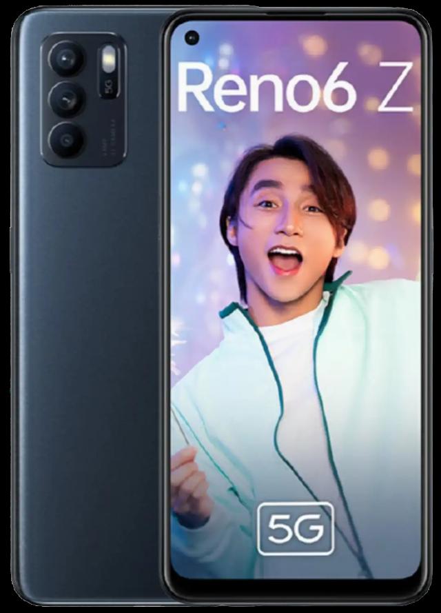 Oppo Reno6 Z 5G - Full Specifications