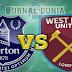 Prediksi Everton vs West Ham , Sabtu 02 Januari 2021 Pukul 00.30 WIB